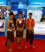 泰国展示区