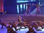 舞蹈:《大转折》表演:遵义市杂技团 刘学等