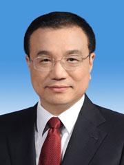 <br><br>Li Keqiang, primer ministro chino