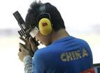 <font color=red>第10金:</font>中国队获亚运会男子25米手枪速射团体金牌