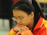 唐丹获得中国象棋女子个人赛冠军