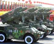 红旗7B防空导弹方队