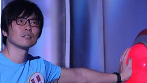 翟峰——带着够勇敢、够浪漫、够疯狂的梦想而来