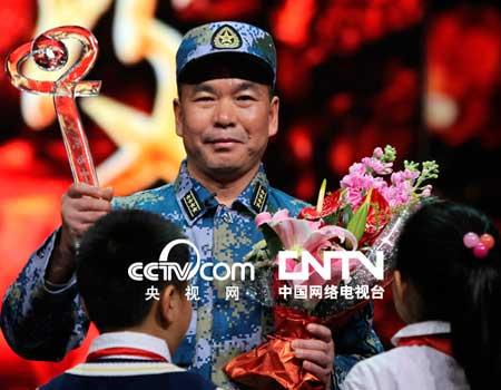 2012感动中国人物李文波
