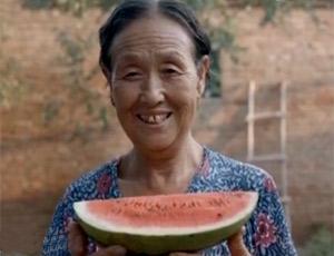 做西瓜酱的姥姥