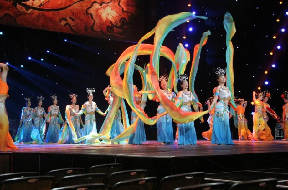"""[视频回放]《五月的鲜花--我们的中国梦》——""""五四""""晚会 - 长城 - 长城的博客http://jsxhscc."""