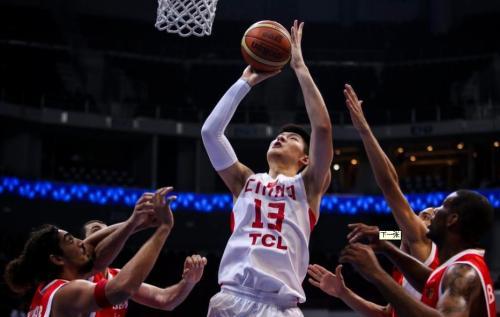 [高清组图]中国男篮险胜约旦 进入第五名争夺战