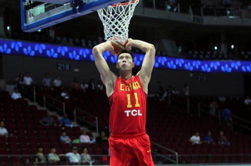 [高清组图]中国男篮胜卡塔尔 获亚锦赛第五