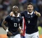 [高清组图]热身赛-西甲边锋破门 法国1-1巴拉圭