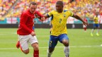 [高清组图]英格兰2-2厄瓜多尔 双方冲突鲁尼破门