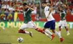 [高清组图]C罗缺阵队长绝杀 葡萄牙1-0胜墨西哥