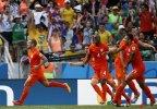 [高清组图]罗本补时造点球 荷兰2-1逆转墨西哥