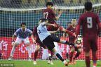 [高清組圖]中國杯-武磊房東傳射 烏拉圭4-0衛冕