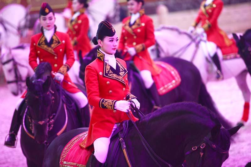 2014年《吉尼斯中国之夜》世界奇人齐聚首