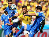 [世界杯]C组:哥伦比亚VS希腊 下半场