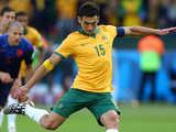[世界杯]澳大利亚获得点球 耶迪纳克一蹴而就