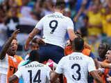 [世界杯]E组:瑞士2-5法国 法国队集锦