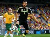 [世界杯]比利亚脚后跟进球当选6月24日最佳进球