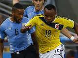 [世界杯]1/8决赛:哥伦比亚VS乌拉圭 上半场
