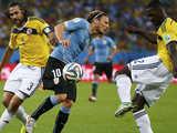 [世界杯]1/8决赛:哥伦比亚2-0乌拉圭 比赛集锦
