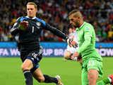 [世界杯] 1/8决赛:德国VS阿尔及利亚 上半场