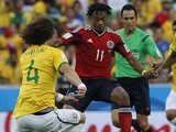 [世界杯]1/4决赛:巴西2-1哥伦比亚 比赛集锦