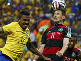 [世界杯]半决赛:巴西VS德国 上半场