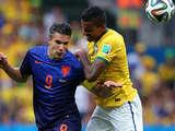 [世界杯]三四名决赛:巴西VS荷兰 下半场