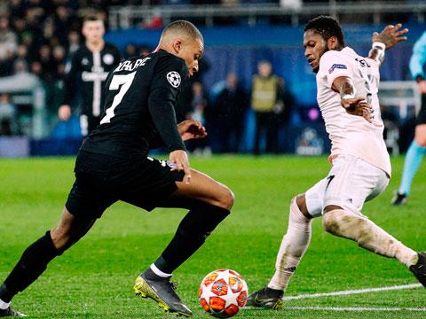 [欧冠]1/8决赛次轮:巴黎圣日耳曼VS曼联 完整赛事