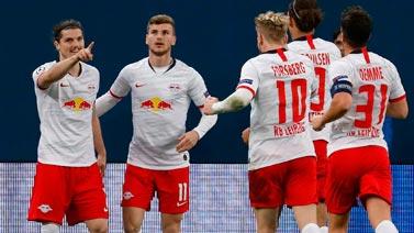 [圖]萊比錫客場2-0完勝圣彼得堡澤尼特繼續領跑