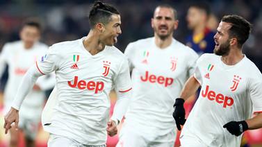 [意甲]第19輪:羅馬VS尤文圖斯 完整賽事