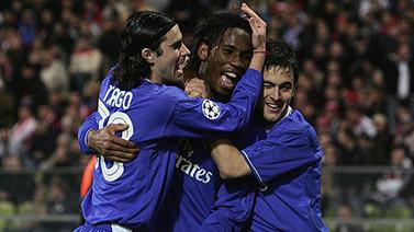 [冠軍歐洲]四場對決:切爾西拜仁歷史交鋒