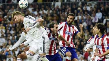 [天下足球]2016-17賽季歐冠半決賽上演馬德里德比