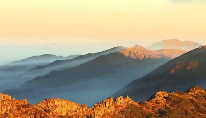 《远方的家》 20200422 大好河山 横断山——山河纵列 极致风光
