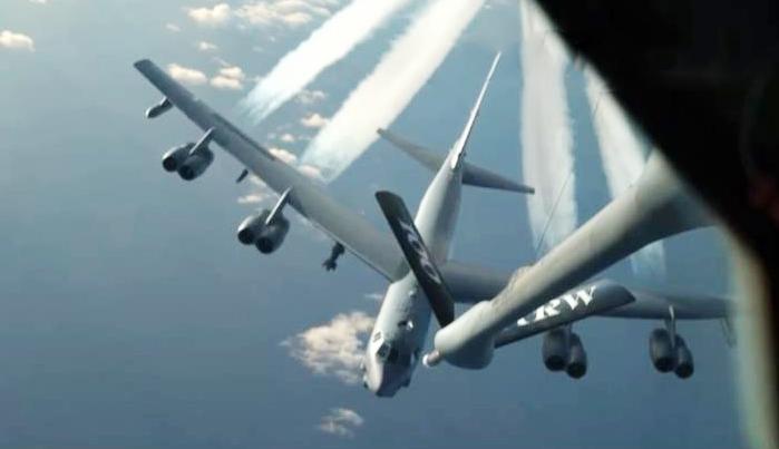 《今日关注》 20200831 6架B-52飞抵俄家门口 俄核潜艇罕见亮相美国近海