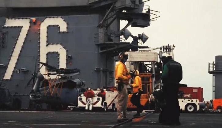 """《今日关注》 20201012 美航母应对""""大规模伤亡"""" 日舰练反潜 美日推高南海风险"""