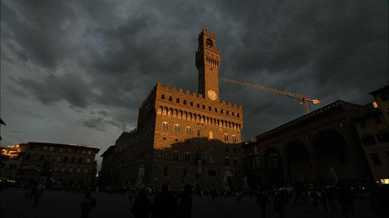 意大利佛罗伦萨市政厅旧址