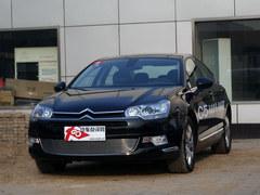 沿用现款动力 改款C5或广州车展上市
