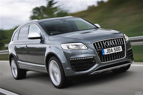 奥迪将推出数款新SUV 下一代Q7减重350千克