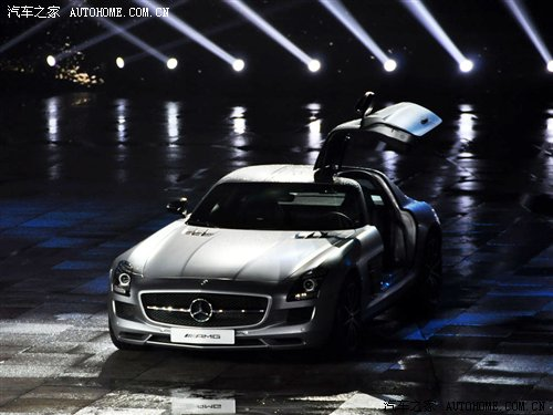 广州车展:SLS AMG限量版预售308万 汽车之家