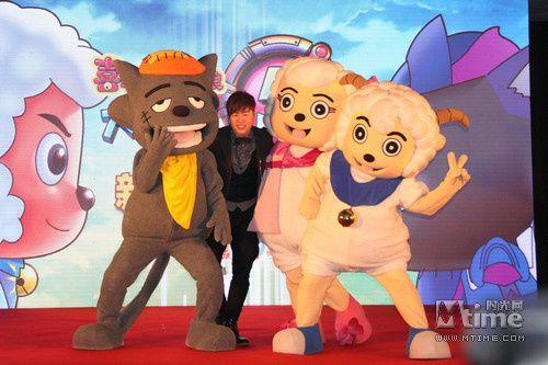 胡彦斌献唱《喜羊羊与灰太狼大电影5》片尾曲《保卫地球》