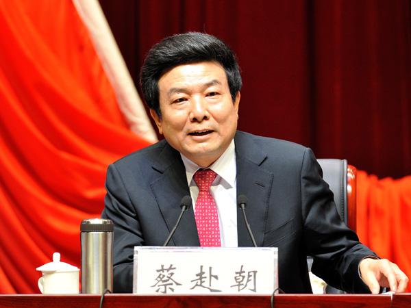退休:蔡赴朝不再任中宣部副部长,国家新闻出版广电总局局长、党组书记(图/简历) - cheunglein - cheunglein 的博客