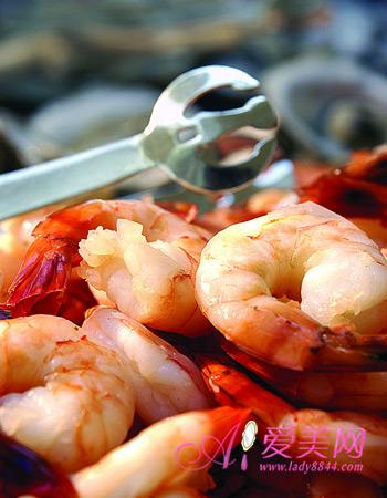 每天吃一份海产品 营养均衡抗衰老