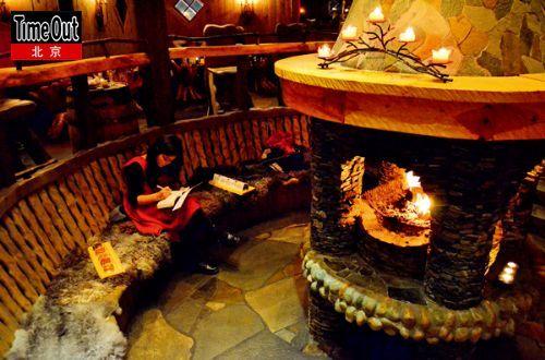 寻童话中的温暖 醉卧挪威原木屋
