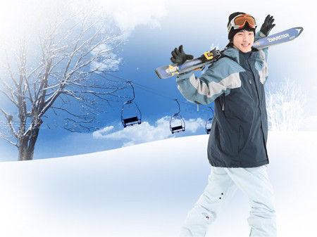 户外课堂:第一次滑雪时的注意事项