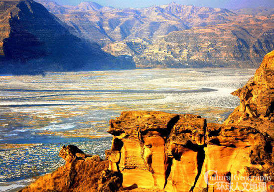 黄河流过千年