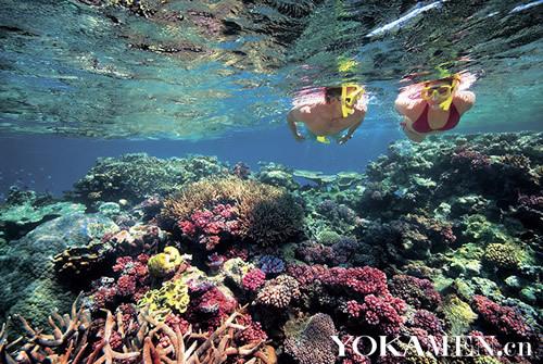 大堡礁岛屿