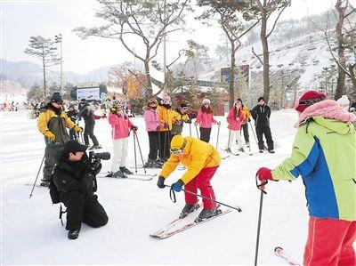 阳智PINE滑雪场