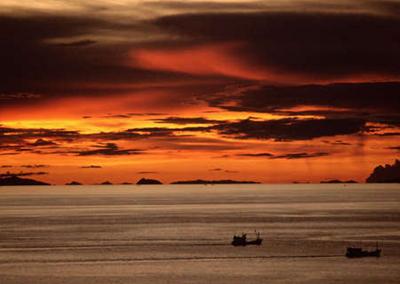 宁静淳朴的泰国苏梅岛蜜月游