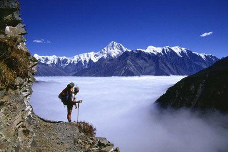 山登绝顶我为峰 此生必去的十大最美山峰